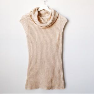 Anthro • Moth • Cashmere Blend Cowlneck Sweater